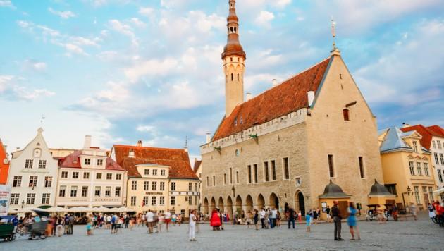 Tallinn (Bild: ©Grigory Bruev - stock.adobe.com)