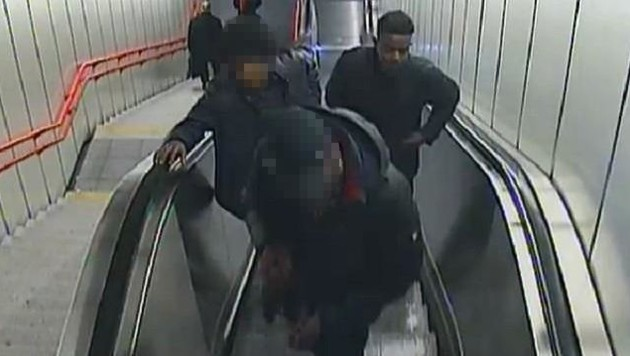 Zwei der drei gesuchten Jugendlichen meldeten sich bereits bei der Polizei. (Bild: LPD Wien)