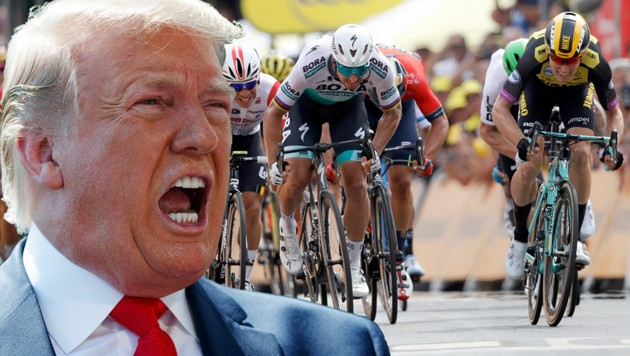 (Bild: ASSOCIATED PRESS, APA/AFP/Marco Bertorello)