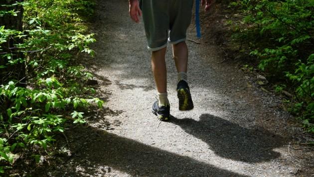 Der Senior war am Vormittag nicht von einem Spaziergang zurückgekehrt. (Bild: Elisabeth Nachbar)