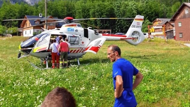(Bild: Freiwillige Feuerwehr Gössl)