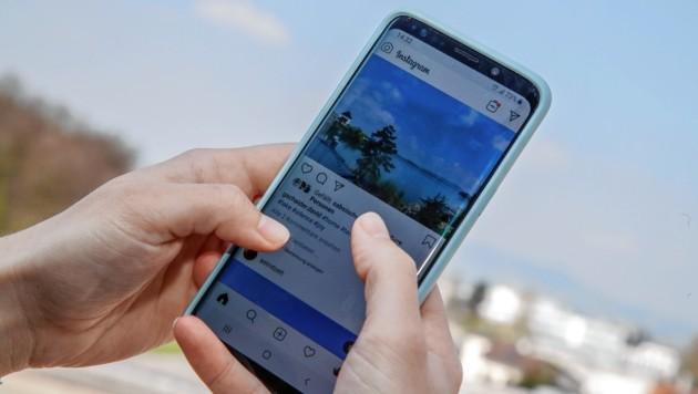 Tools wie Instagram erleben derzeit einen regelrechten Boom. (Bild: Markus Tschepp)