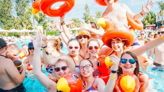 Splashline Geschäftsführer Didi Tunkel plädiert für ein Verbot von Event-Maturareisen. (Bild: Summersplash)