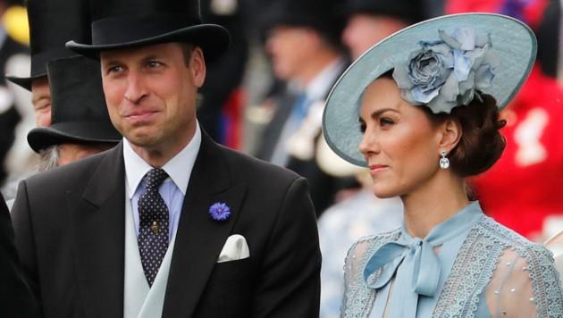 Herzogin Kate und Prinz William (Bild: Copyright 2019 The Associated Press. All rights reserved)
