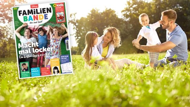 (Bild: obs/Egmont Ehapa Media GmbH/Egmont Ehapa Media / Disney, stock.adobe.com, krone.at-Grafik)