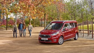 Ford Tourneo Connect (Bild: mmotors.at)