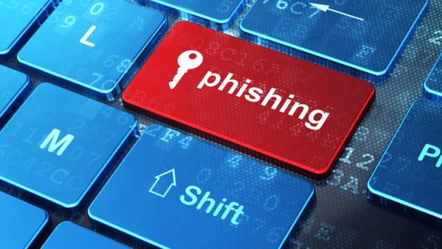 Beim Phishing versuchen Betrüger z. B. durch gefälschte E-Mails, Daten und Geld zu ergaunern (Symbolbild).