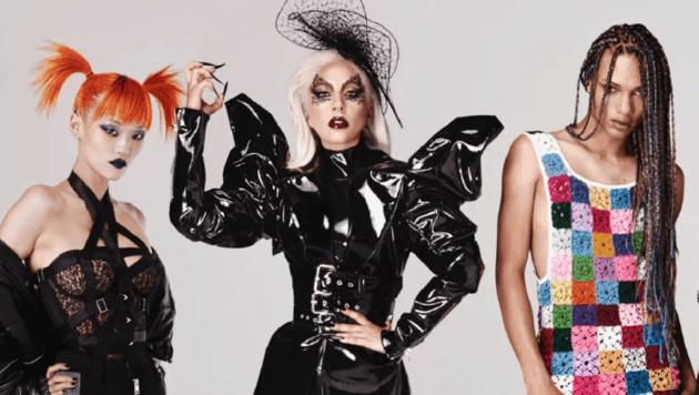 Lady Gaga bringt ihre erste Make-up-Linie auf den Markt. (Bild: www.PPS.at)