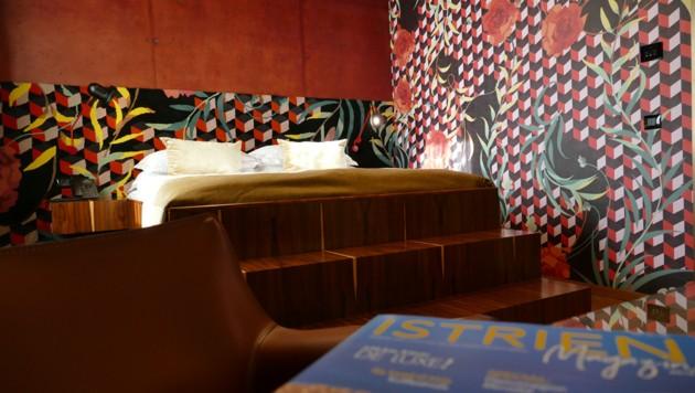 Das Hotel im Weingut Roxanich (Bild: Stephan Schätzl)