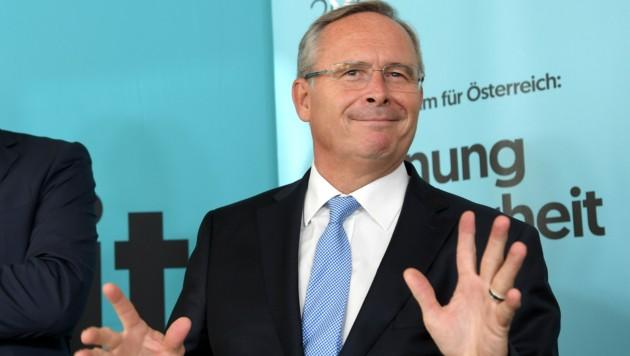 Karl Mahrer (ÖVP) (Bild: APA/ROLAND SCHLAGER)