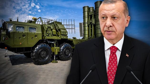 Russische Raketenabwehr für Türkei - USA schäumen