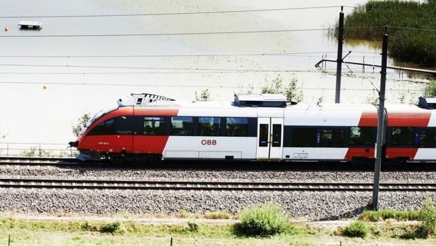 Betroffen ist die Regionalverbindung zwischen Salzburg und Straßwalchen. (Bild: ÖBB/Horak)