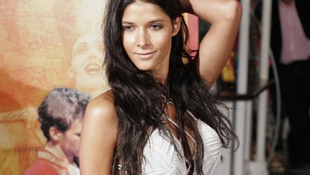 Micaela Schäfer auf einem Foto aus dem Jahr 2006 (Bild: SCHACHT, HENNING / Action Press / picturedesk.com)