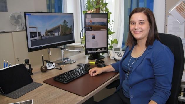 Auch in Gampern gibt es das digitale Amt (Bild: Helmut Klein)