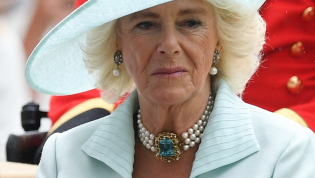 Herzogin Camilla (Bild: AFP)