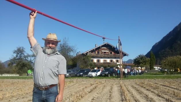 Alfred Enthofer (Bild: Moser Andreas/Kronenzeitung)