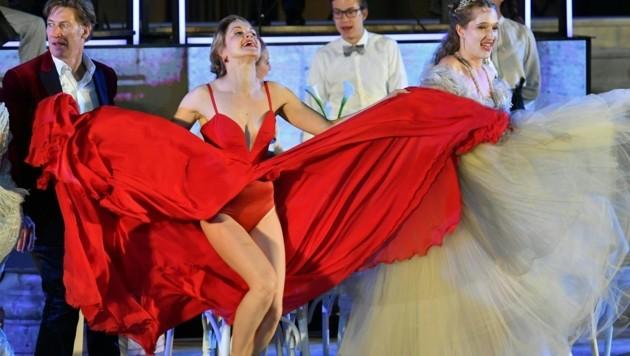 """Wird bei den Salzburger Festspielen heuer nur der """"Jedermann"""" aufgeführt? (Bild: APA/BARBARA GINDL)"""