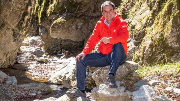 Landeshauptmann-Stellvertreter Michael Schickhofer (Bild: Bektas/Land Steiermark)