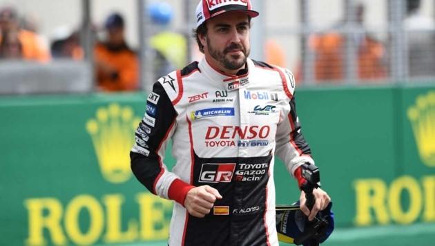 Fernando Alonso kommt zurück (Bild: APA/AFP/Fred TANNEAU)