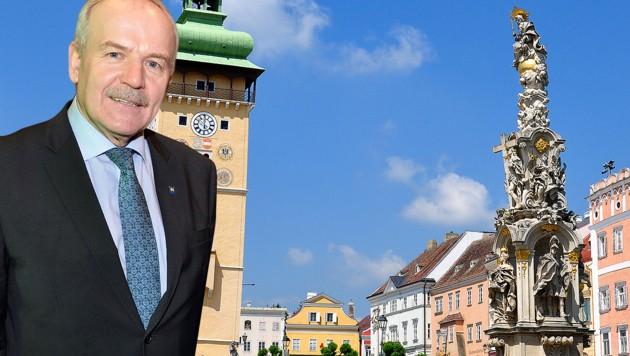 (Bild: stock.adobe.com, facebook.com/Volkspartei Retz, krone.at-Grafik)