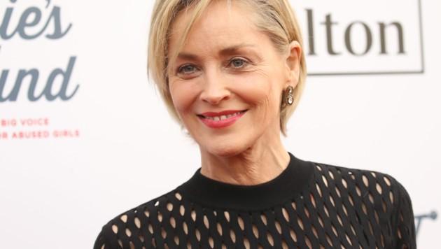 Sharon Stone (Bild: 2019 Getty Images)