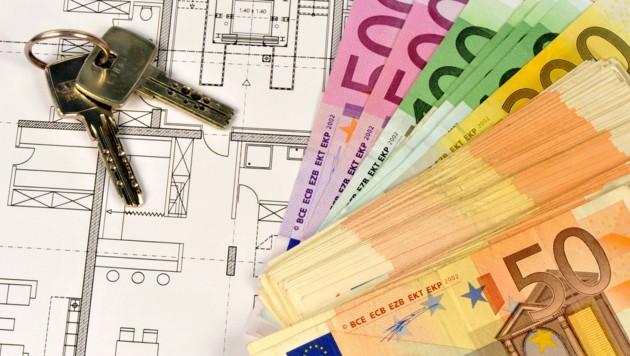 Sechs Jahresgehälter für neue Wohnung fällig