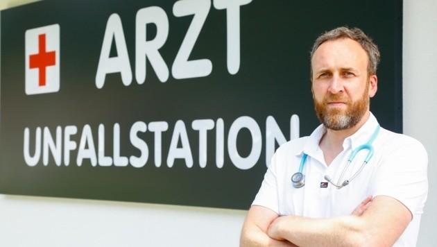 Dr. Ernst Toferer (Bild: Gerhard Schiel)