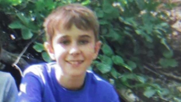 Lukas W. (12) wurde vom entlaufenen Pitbull-Mischling attackiert und schwer verletzt (Bild: Markus Schuetz)
