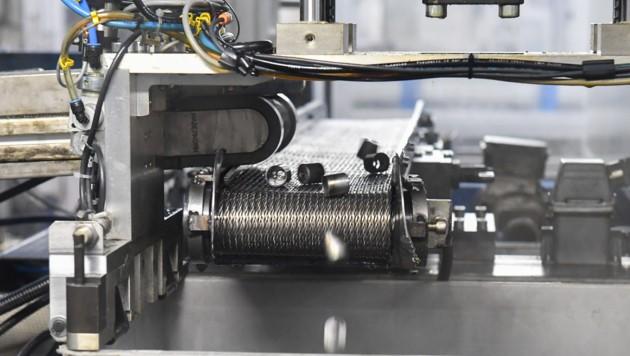 In Spital am Pyhrn hat der Metallteile-Hersteller groß ausgebaut. (Bild: Harald Dostal)