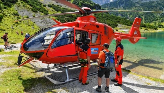 Die Heli-Austria-Flotte von Roy Knaus umfasst mittlerweile 35 Hubschrauber. (Bild: Liebl Daniel)