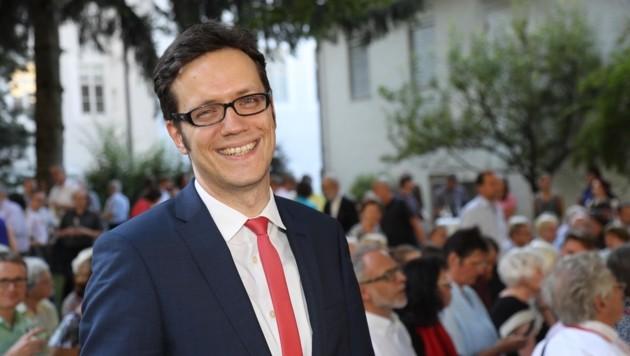 Martin Dürnberger (Bild: Franz Neumayr)