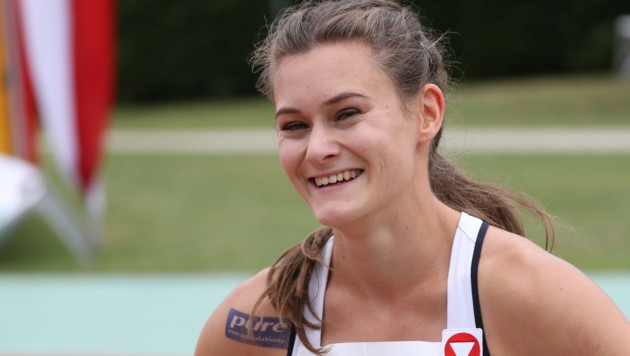 Alexandra Toth (Bild: GEPA)