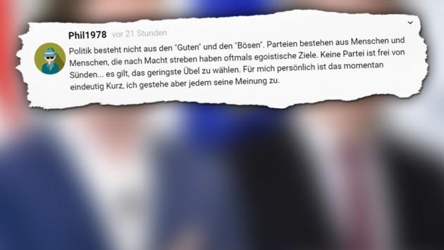(Bild: APA/HERBERT NEUBAUER, APA/SPÖ/HENISCH, krone.at, krone.at-Grafik)