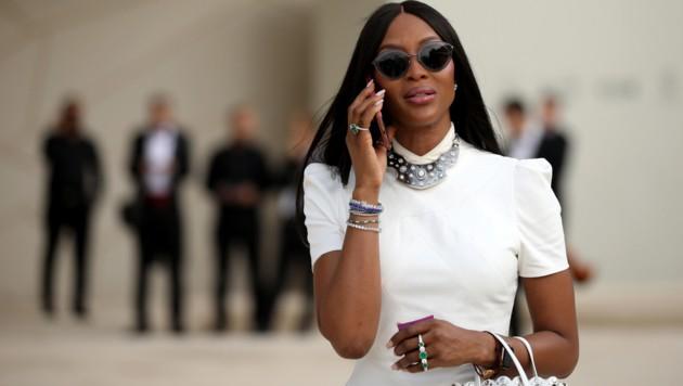 Naomi Campbell (Bild: AFP)