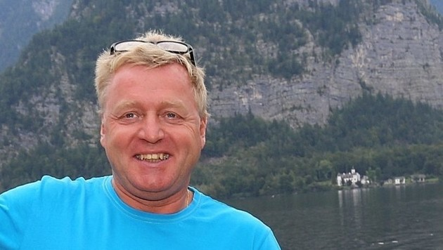 Christoph Preimesberger, Chef der Bergrettung OÖ