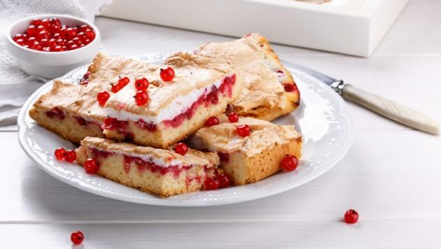 Ab und zu auch als Dessert ein Genuss: Johannisbeeren (Bild: ©geshas - stock.adobe.com)
