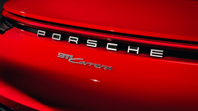 Porsche 911 Carrera (Bild: Porsche)