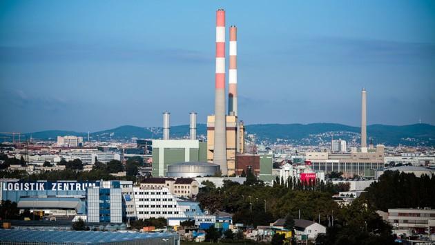 Biomassekraftwerk in Simmering steht still