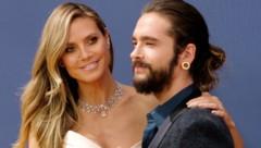 Tom Kaulitz und Heidi Klum (Bild: enewsimage / Action Press / picturedesk.com)