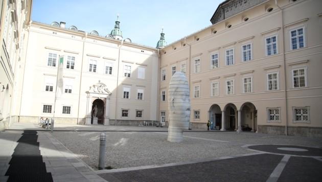 Die Noten der Europarechtsklausur vom Februar wurden den Jus-Studenten nicht anerkannt. (Bild: Tröster Andreas)