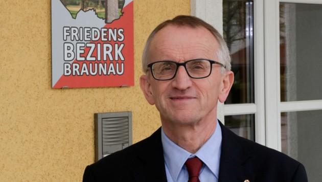 Ex-Bezirkshauptmann Georg Wojak (Bild: Pressefoto Scharinger © Daniel Scharinger)