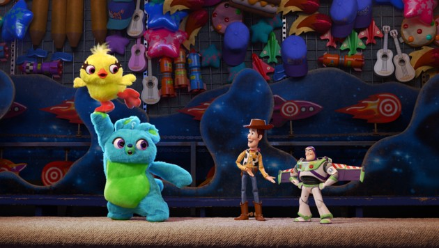 Toy Story 4 (Bild: 2019 Disney•Pixar)