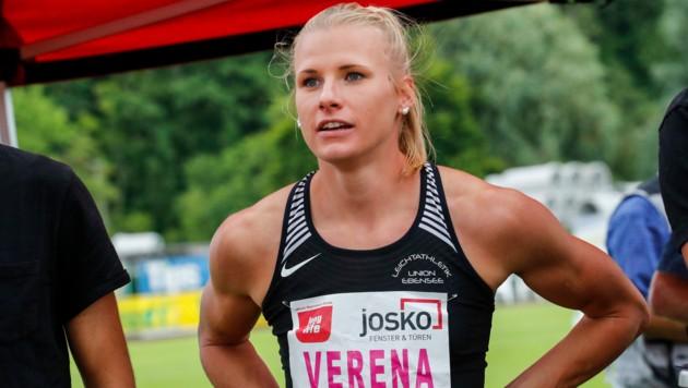 Verena Preiner (Bild: GEPA)