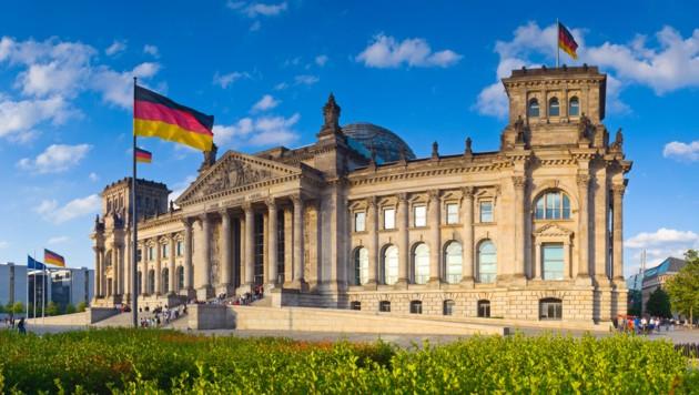 Der Reichstag in Berlin (Bild: ©travelwitness - stock.adobe.com)