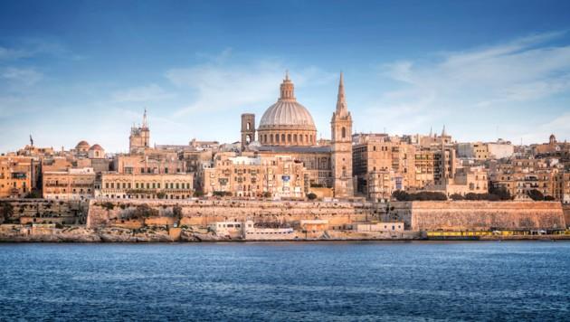 Die maltesische Hauptstadt Valletta (Bild: ©mRGB - stock.adobe.com)