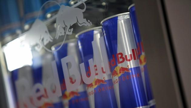 Red Bull ist weiterhin die wertvollste Marke Österreichs. (Bild: AFP)