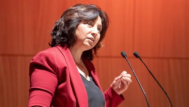 Selma Yildirim (Bild: APA/EXPA/Johann Groder)