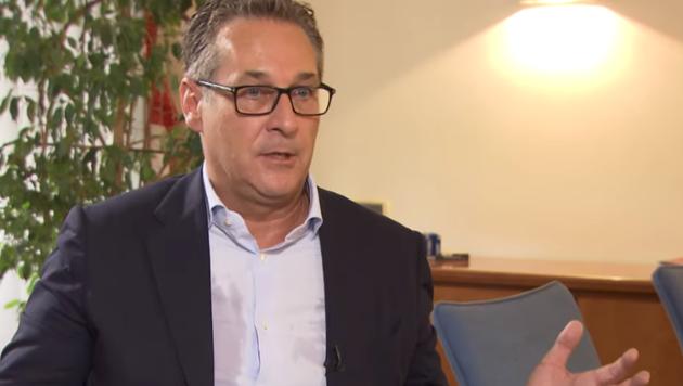 Strache gibt erstes TV-Interview nach Ibiza-Affäre