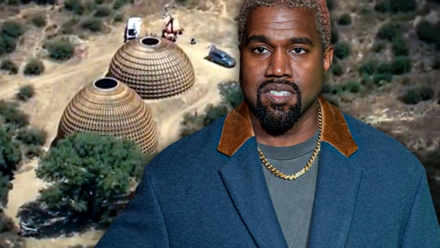 Kanye West: Bau-Stopp für Star-Wars-Wohnprojekt