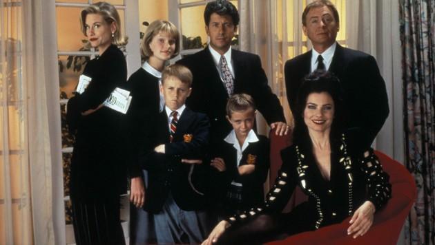 "Fran Drescher als Fran Fine in ""Die Nanny"" (Bild: United Archives / picturedesk.com)"